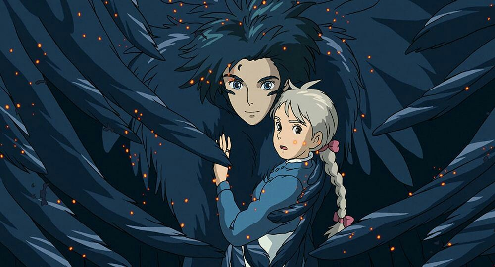 HOWL'S MOVING CASTLE (YÜRÜYEN ŞATO)